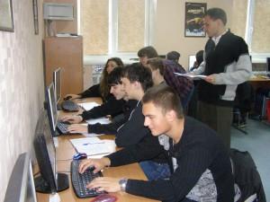 Занятие по теории алгоритмов группы РПЗ-312 Харьковского компьютерно-технологического колледжа